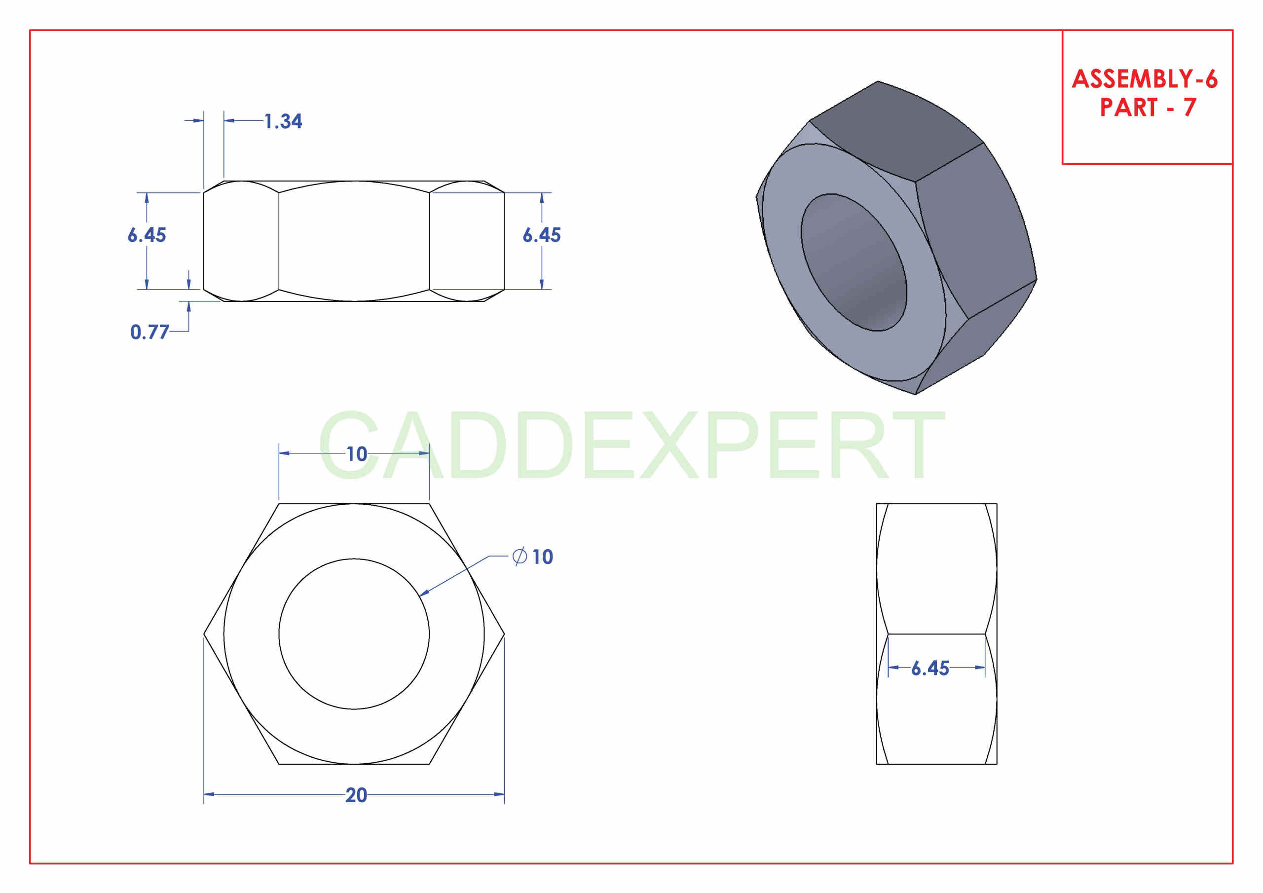 SOLIDWORKS ASSEMBLY PART - 7