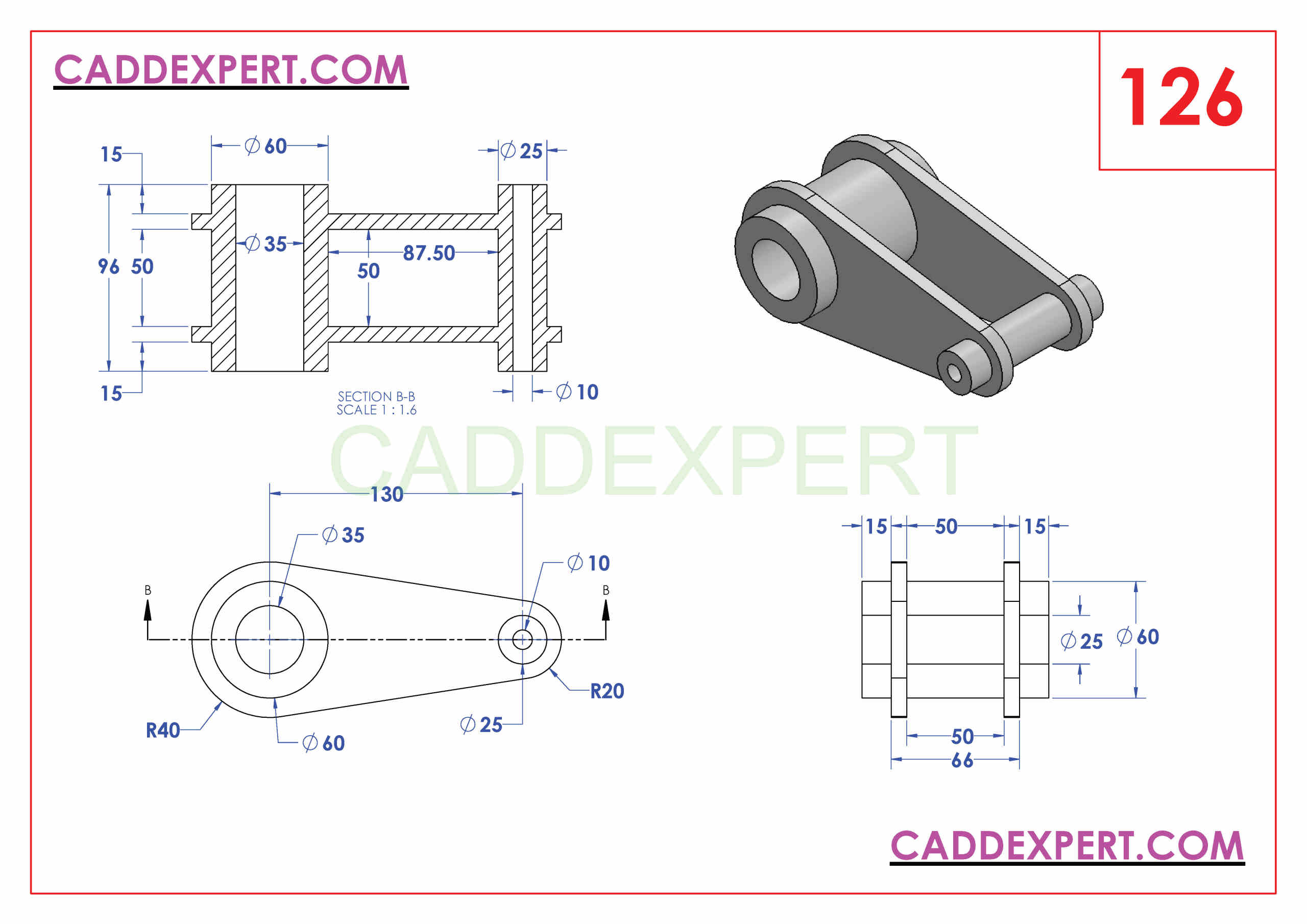 50 SOLIDWORKS EXERCISES PDF - 126