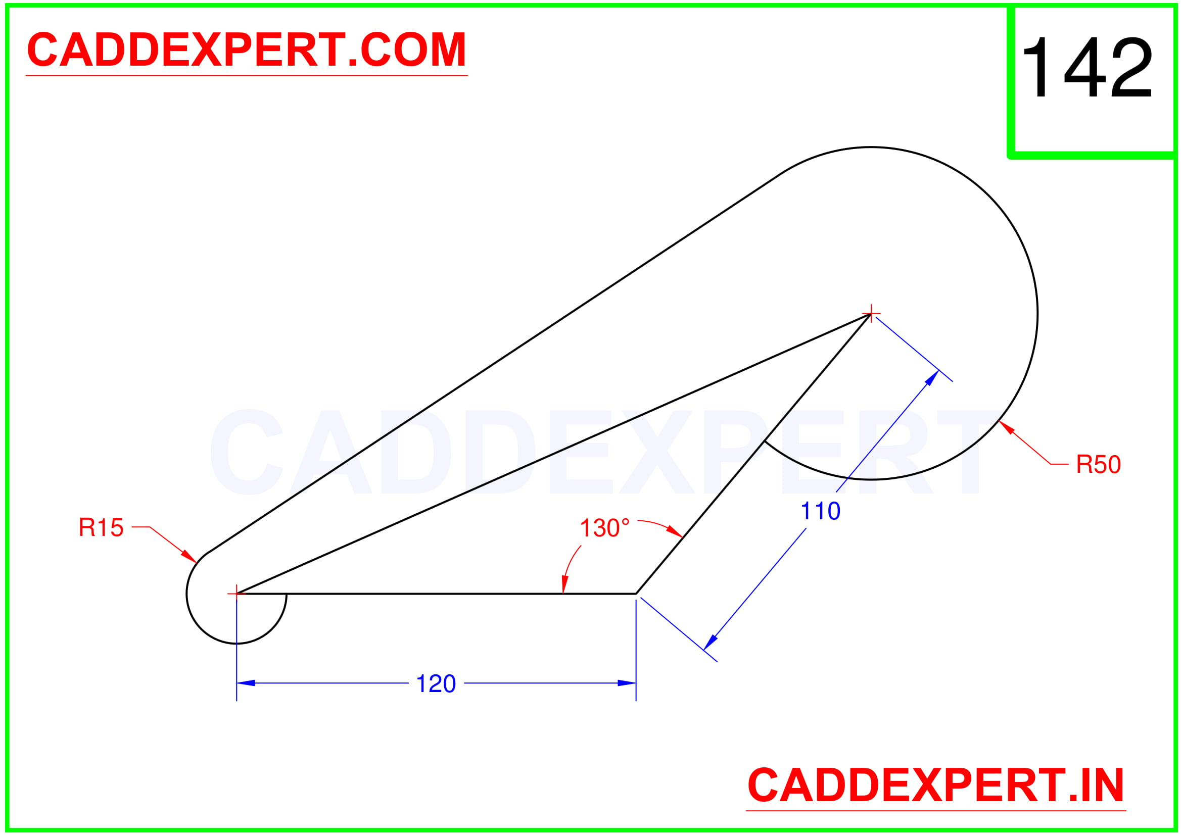 AUTOCAD 2D DRAWING FOR BEGINNER - 2