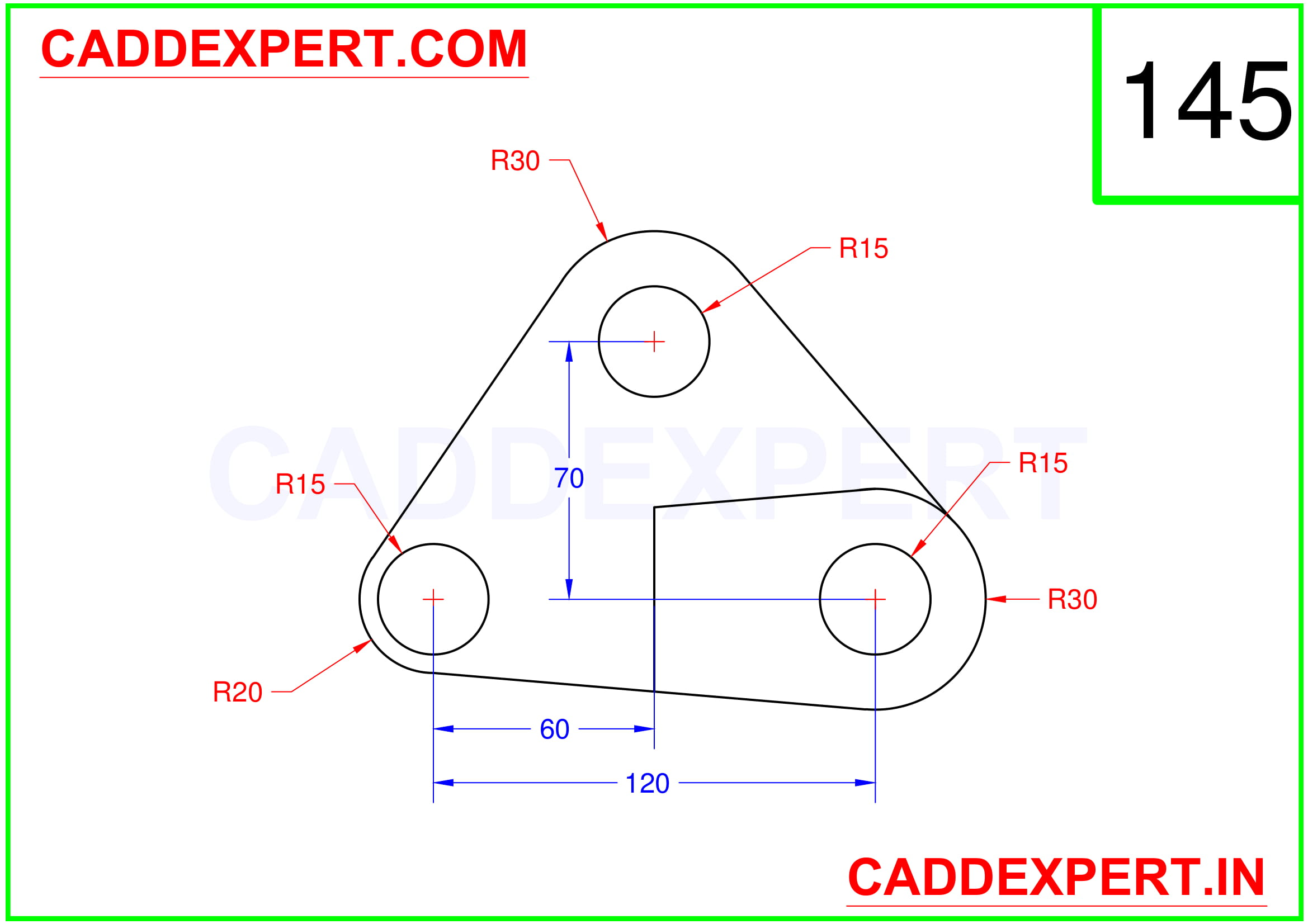 AUTOCAD 2D DRAWING FOR BEGINNER - 5
