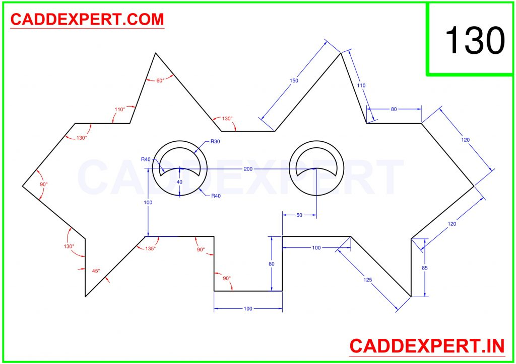 AUTOCAD 2D DRAWING PDF