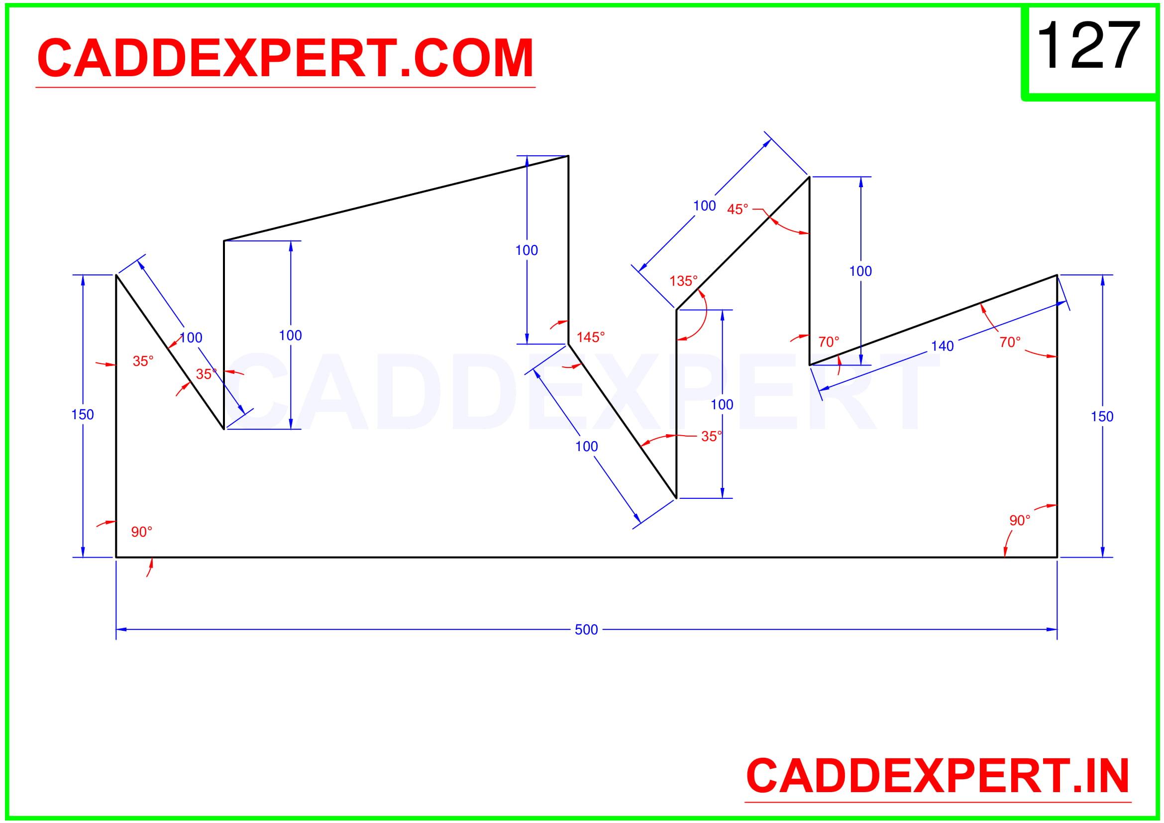 AUTOCAD 2D DRAWING PDF - 7