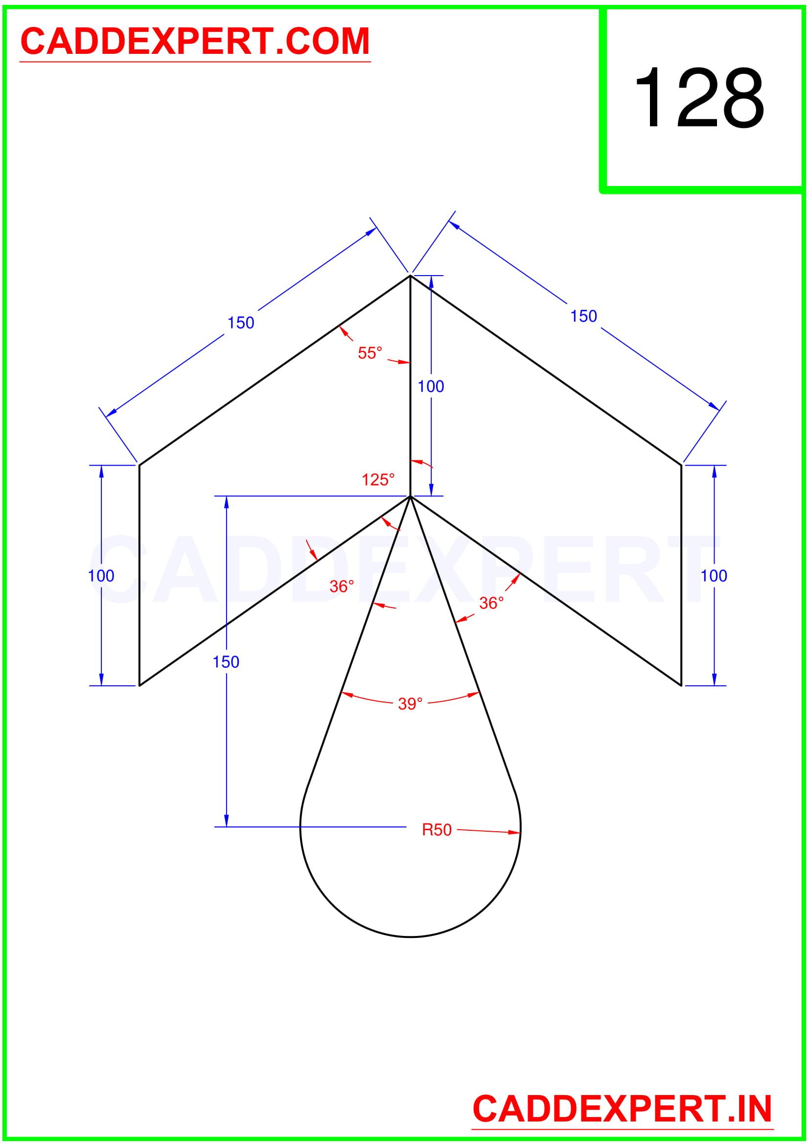 AUTOCAD 2D DRAWING PDF - 8