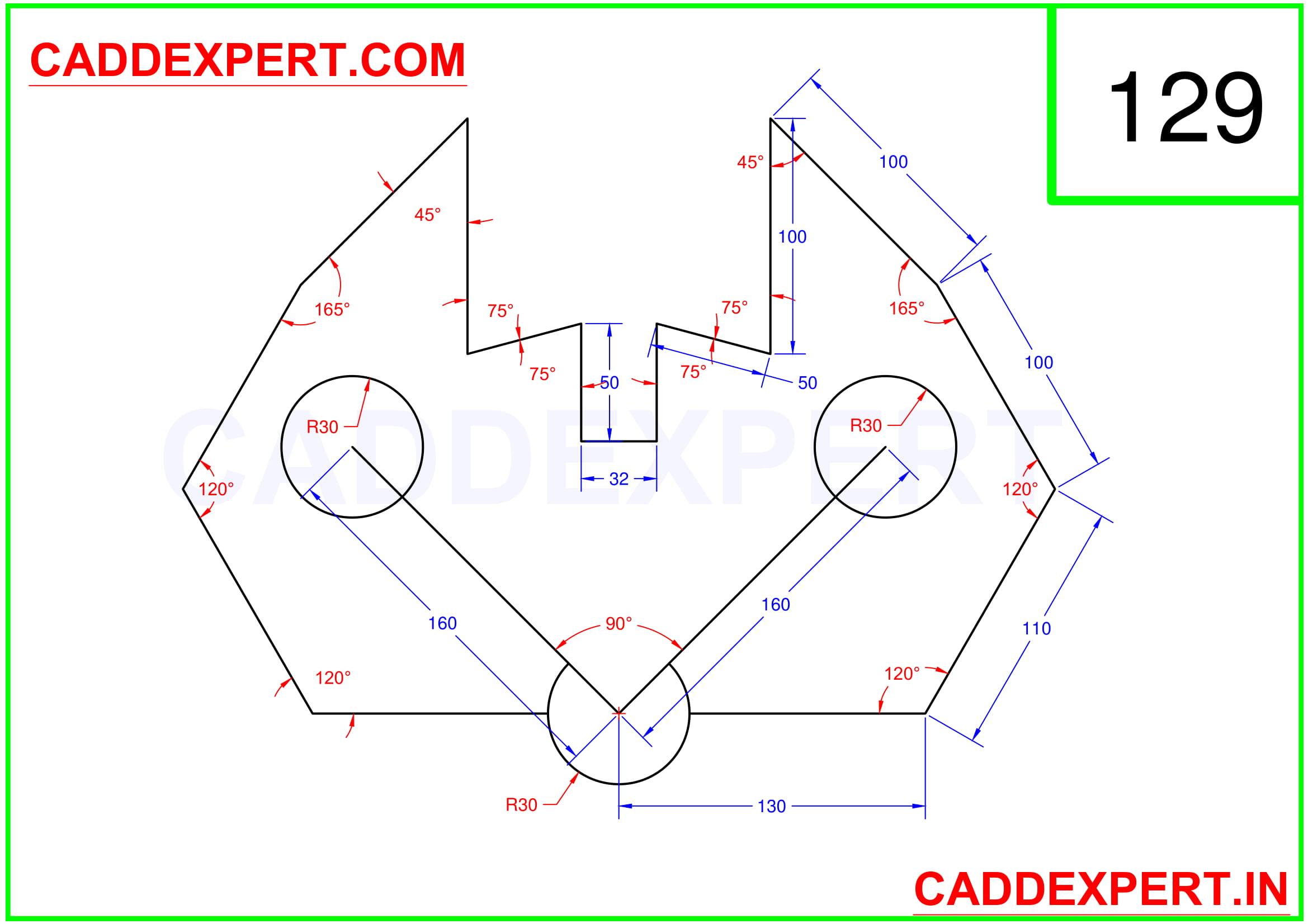 AUTOCAD 2D DRAWING PDF - 9
