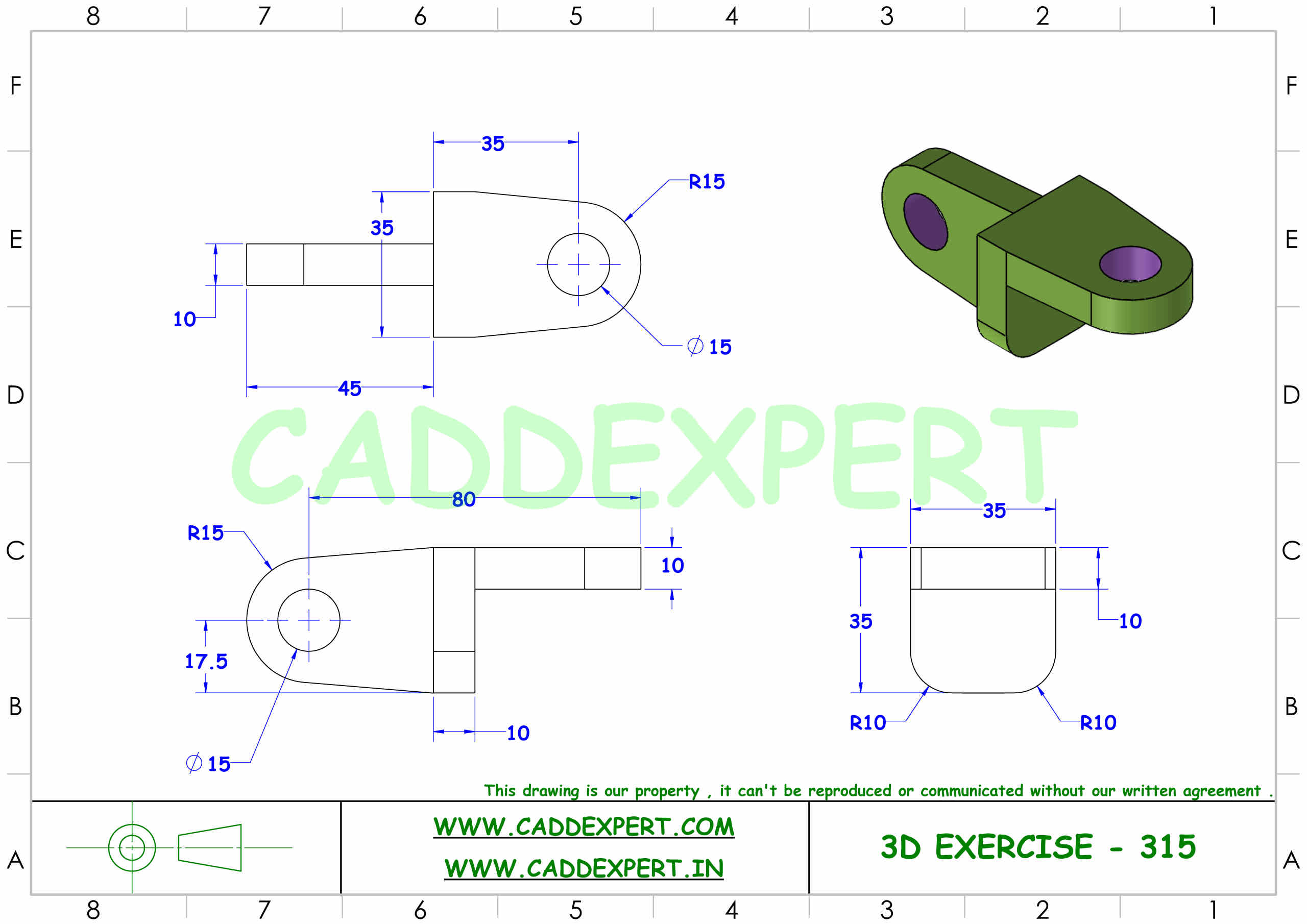 SOLIDWORKS 3D DRAWING FOR BEGINNER - 5